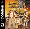 Cover zu Metal Slug X: Super Vehicle - 001 - PlayStation