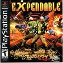 Cover zu Millenium Soldier: Expendable - PlayStation