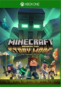 Cover zu Minecraft: Story Mode - Season 2 - Xbox One
