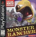 Cover zu Monster Rancher - PlayStation