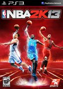 Cover zu NBA 2K13 - PlayStation 3