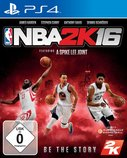 Cover zu NBA 2K16 - PlayStation 4