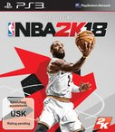 Cover zu NBA 2K18 - PlayStation 3