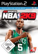 Cover zu NBA 2K9 - PlayStation 2