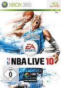 Cover zu NBA Live 10 - Xbox 360
