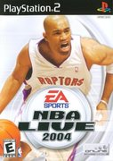 Cover zu NBA Live 2004 - PlayStation 2