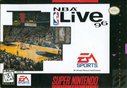Cover zu NBA Live 96 - SNES