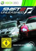 Cover zu Need for Speed: Shift 2 Unleashed - Xbox 360