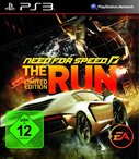 Cover zu Need for Speed: The Run - PlayStation 3