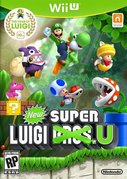 Cover zu New Super Luigi U - Wii U