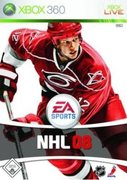 Cover zu NHL 08 - Xbox 360