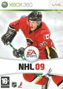 Cover zu NHL 09 - Xbox 360