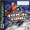 Cover zu NHL Rock the Rink - PlayStation