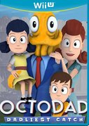 Cover zu Octodad: Dadliest Catch - Wii U