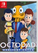 Cover zu Octodad: Dadliest Catch - Nintendo Switch