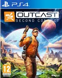 Cover zu Outcast: Second Contact - PlayStation 4
