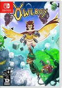 Cover zu Owlboy - Nintendo Switch