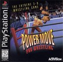 Cover zu Power Move Pro Wrestling - PlayStation