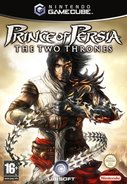 Cover zu Prince of Persia: The Two Thrones - GameCube