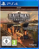Cover zu Railway Empire - PlayStation 4