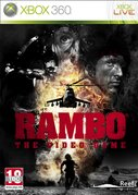 Cover zu Rambo: The Video Game - Xbox 360