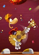 Cover zu Rayman Fiesta Run - Android