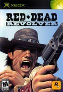 Cover zu Red Dead Revolver - Xbox