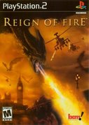 Cover zu Reign of Fire - PlayStation 2