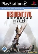 Cover zu Resident Evil: Outbreak - File #2 - PlayStation 2