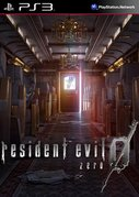 Cover zu Resident Evil Zero Remastered - PlayStation 3