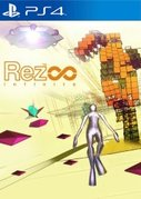 Cover zu Rez Infinite - PlayStation 4