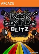 Cover zu Rock Band Blitz - Xbox Live Arcade