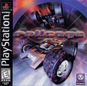 Cover zu Rollcage - PlayStation