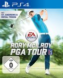 Cover zu Rory McIlroy PGA Tour - PlayStation 4