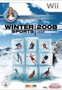 Cover zu RTL Winter Sports 2008 - Wii