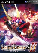 Cover zu Samurai Warriors 4-II - PlayStation 3