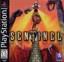Cover zu Sentinel Returns - PlayStation