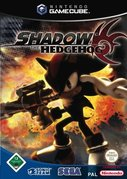 Cover zu Shadow the Hedgehog - GameCube