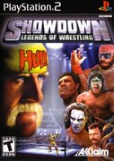 Cover zu Showdown: Legends of Wrestling - PlayStation 2