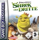 Cover zu Shrek der Dritte - Game Boy Advance