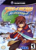 Cover zu Skies of Arcadia Legends - GameCube