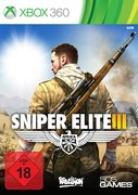 Cover zu Sniper Elite 3 - Xbox 360