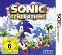 Cover zu Sonic Generations - Nintendo 3DS