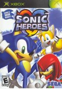 Cover zu Sonic Heroes - Xbox