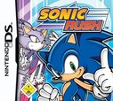 Cover zu Sonic Rush - Nintendo DS