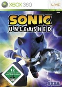 Cover zu Sonic Unleashed - Xbox 360