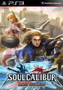 Cover zu Soul Calibur: Lost Swords - PlayStation 3