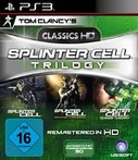 Cover zu Splinter Cell Trilogy - PlayStation 3