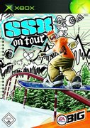 Cover zu SSX on Tour - Xbox