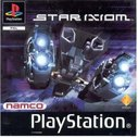 Cover zu Star Ixiom - PlayStation